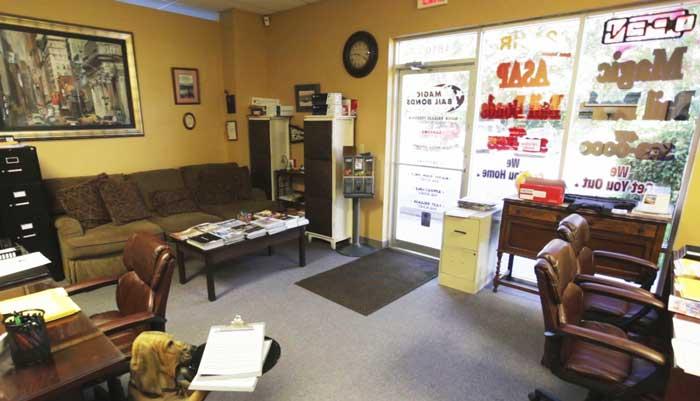 Bail Bonds Work In Sanford- Building