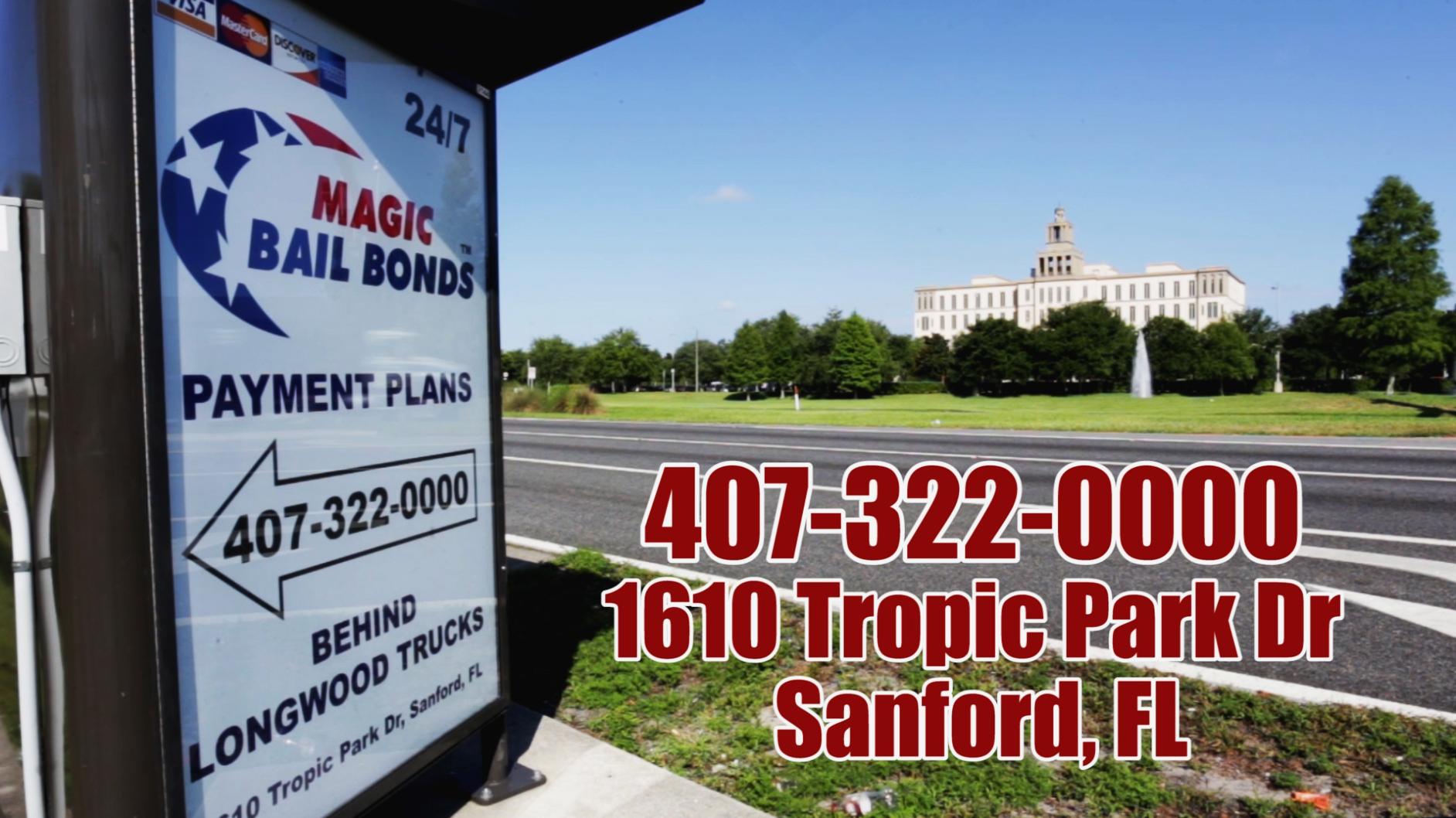 Sanford Bail Bonds