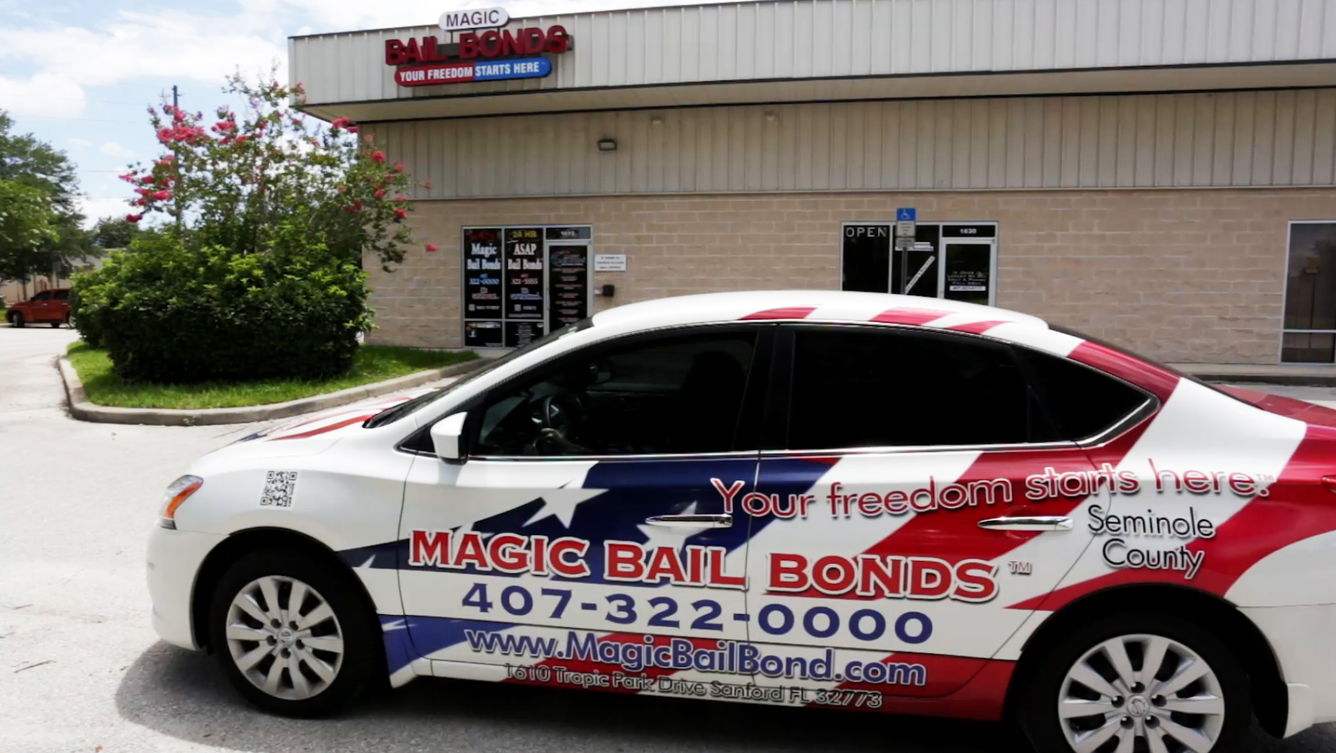 Bail Bonds Sanford Location